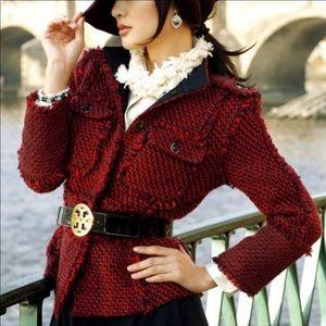 🆕 Tory Burch Kington Jacket size 10